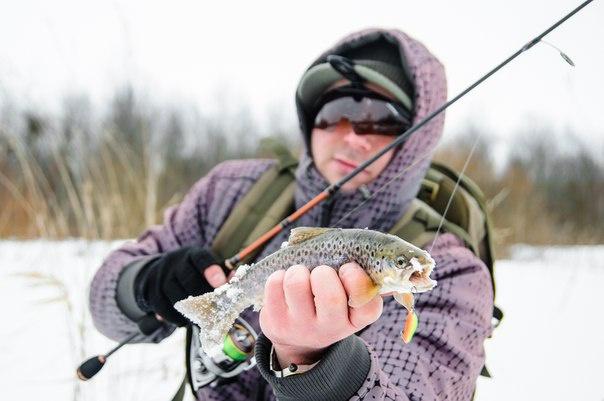 Рыбалка в линтах форум